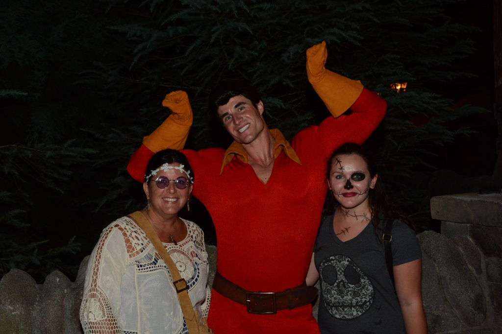 Mickey's Not-So-Scary Halloween Party Gaston